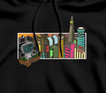 Load image into Gallery viewer, 'TV is Dead' Limited Edition Hoodie