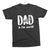 Best Dad, Mom and Kid Ever_Short Sleeve Graphic Matching T-Shirts_Family Look_Black at TeeLikeYours.com