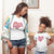 Better Together_short sleev Graphic Matching T-Shirts_gift for Valentine's Day or any Occasion and Holidays_Mommy and Me white tees at TeeLikeYours.com