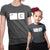 Control-C_Control-V_Mommy and Me - short sleeve Matching Graphic T-Shirts_Asphalt Colors at TeeLikeYours.com