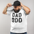 Dad Bod - Short Sleeve Graphic T-Shirt for Men