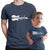 Rock_And_Roll_Baby_Short_Sleeve_Matching_Father_Son_Daughter_Guitar_Graphic_Family_Tees_Daddy_And_Me_By_TeeLikeYours.com_Navy_Blue_Color