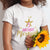 Short Sleeve Birthday Girl Graphic T-Shirt_year 5 at TeeLikeYours.com