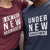 Under New Management and  I am The New Manager - Matching T-Shirts for Couples at TeeLikeYours.com