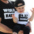 Work Hard_Play Hard - Short Sleeve Graphic Matching T-Shirts for Daddy_Mommy and Me at TeeLikeYours.com