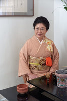 Sado (Japanese Tea Ceremony) Online Workshop: Series 1 with Yuko Boff