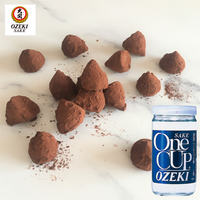 Online Japanese Cooking Workshop (Sake Chocolate) Tickets