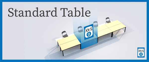 Standard Table (G&A)