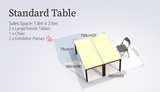 Standard Table (K&F)