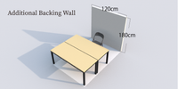 Backing Wall (W1.2m x H1.8m)