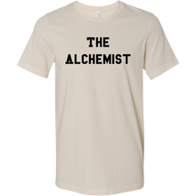 Load image into Gallery viewer, men's tan the alchemist t-shirt