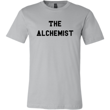 Load image into Gallery viewer, men's gray the alchemist T-shirt
