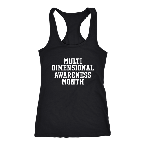 Women's Multi-Dimensional Awareness Month T Shirt