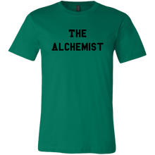 Load image into Gallery viewer, men's green the alchemist T-shirt