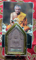 Charm Amulet Phra Khunpen - Most Venerable LP Hann