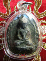 Ancient Tsa Tsa Amulet - Long Life Buddha