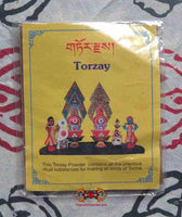 Torzay (sacred powder for Torma)