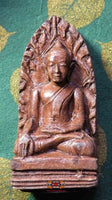 Statuette of the Buddha - Kruba Srivichai Temple