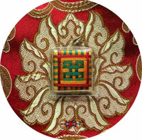 Yantra See-Shu Amulet - Protection for Pregnancy and Childbirth
