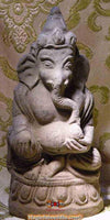 Statuette of Ganesh