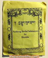 Purifying Powder for Blessed Water - Bhumpa