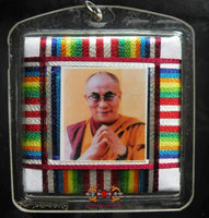 Grand Yantra Chenrezi (Avalokiteshvara) - A Holiness the Dalai Lama