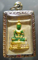 Amulet of the Emerald Buddha - Wat Thung Séti.