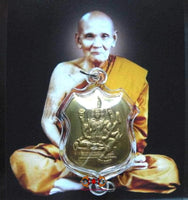 Beskyttelses Amulet Shield of Brahma - Wat Sakai (Temple of Most Venerable LP Dooh)