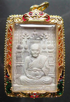 Large Roop Lor amulet of Most Venerable LP Djua.