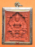 Great Warrior Phra Khunpen Amulet.