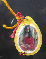 Amulet blessed portrait of Venerable Palden Dorje