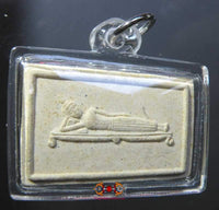 Amulet of the Reclining Buddha - Wat Mae Luak.