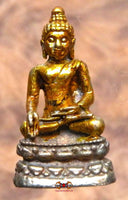 Ancient amulet of Buddha Luang Phor Sothorn.