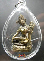 Amulets of Green Tara, White Tara, Majushri and Long-life Buddha - Jewels that fulfill the desires