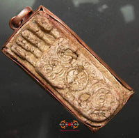 Amulet Phra Puthabat - Footprint of the Buddha.