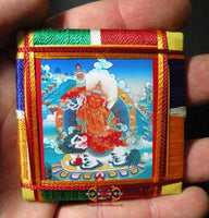 Great Yantra of Jambhalla / Kubera (Tibetan Buddha of fortune).