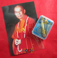 Takut Jin Sitirapo (amulet that helps make your dreams come true) - Wat Leng Nayee.