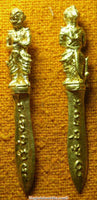Magic dagger Phra Karn miniatyr