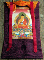 Thangka Tibétaines