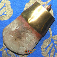 Antique votive hatchet of the tibet (mounted as a pendant).