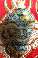 Hanuman Amulet on Seashell - Most Venerable LP Hong