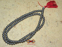 Iron Mala of Mahasiddha Thang Thong Gyalpo.