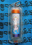 Tibetan amulet mantra of the Nagas.
