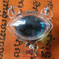 Alchemical glass Naga egg  - Wat Kam Chanote