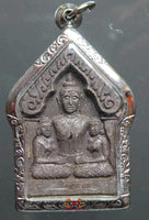 Powerful amulet of charm Phra Khunpen ChomNang Mahasané - Most Venerable LP Hong.