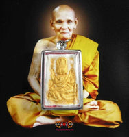 Great Miraculous Amulet Phra Phrom (Brahma) - Most Venerable LP Dooh.