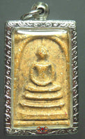 Amulet Thai Phra Somdej / Gecko of fortune.