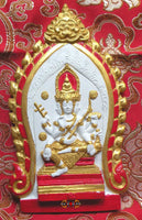 Phra Phrom (Brahma) votive plaque - Temple of the Most Venerable LP Dooh.