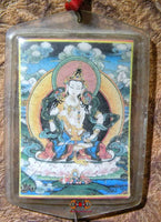 Great amulet of Dorje Sempa - His Holiness Sakya Trizin.