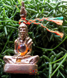 Statuette of Lersi Nagaraj - Venerable LP Pao.